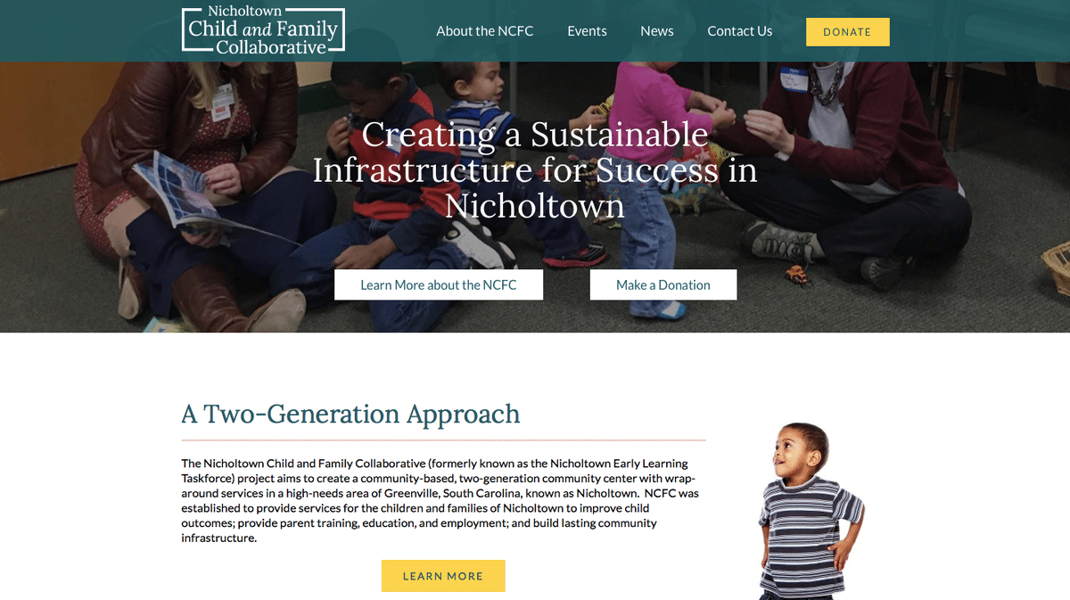 Nicholtown Child and Family Collaborative